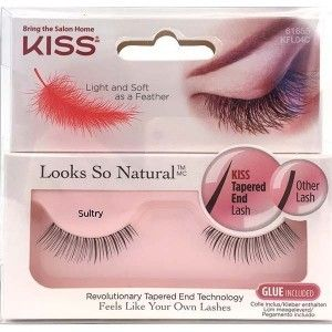 Kiss Looks so natural lash sultry