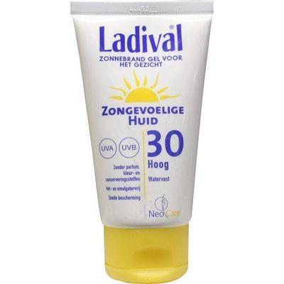 Ladival Zongevoelige huid creme SPF 30