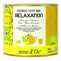 Terre Doc Groene thee rooibos / ontspanning