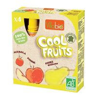 Kalibio Cool fruit appel/peer 90 gram