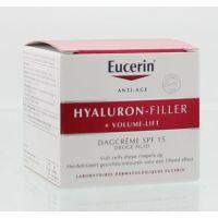 Eucerin Dagcreme hyaluron filler volume lift
