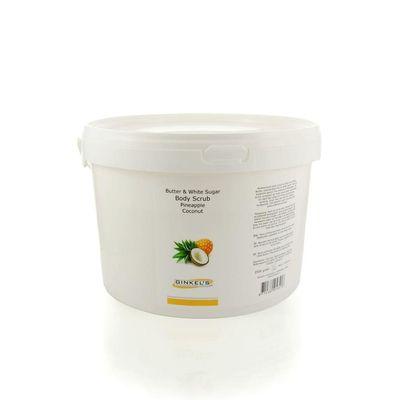 Ginkel's Butter & sugar scrub pineapple & coconut