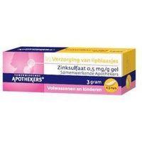 SAN Zinksulfaat gel 0.5 mg