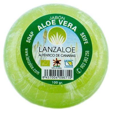 Lanzaloe Aloe vera zeep