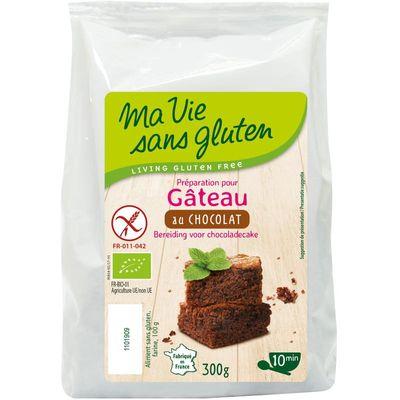 Ma Vie Sans Chocolade cakemix bio - glutenvrij