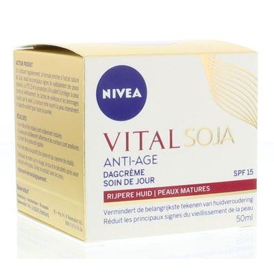 Nivea Vital soja anti-age dagcreme