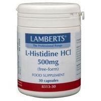Lamberts L-Histidine 500 mg