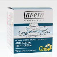 Lavera Night cream anti-ageing Q10
