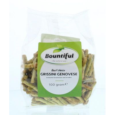 Bountiful Grissini Genovese