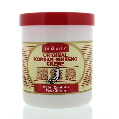 Healthy Care Korean ginseng creme