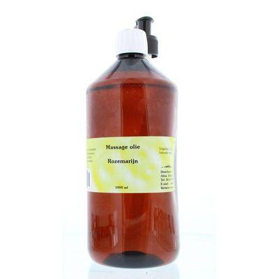 Alive Massage olie rozemarijn spierpijn