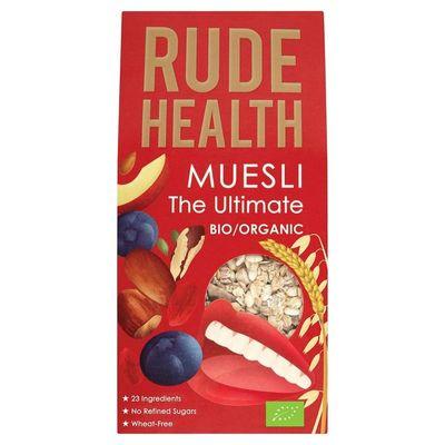 Rude Health Muesli the ultimate