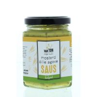 Ton'S Mosterd Mosterd dille saus agave