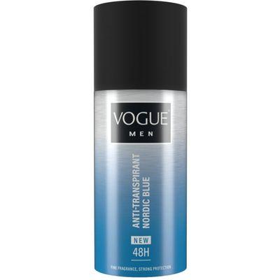 Vogue Men nordic blue anti-transpirant