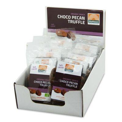 Mattisson Pecan snack truffel 35 gram