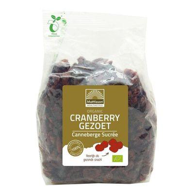 Mattisson Cranberry bessen