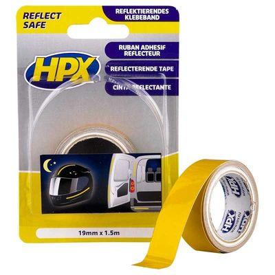 HPX Reflecterende Tape Geel