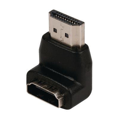 HDMI adapter 90° haaks