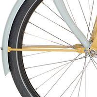 Cortina v spatb stang 26 U4 pumpkin yellow
