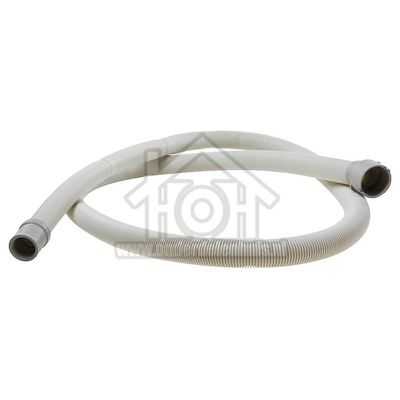 Beko Slang Afvoer 2 meter, 22mm DFN3730, DFN6835, DFC04210W 1740160300