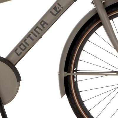 Cortina v spatb 24 U4 quarz grey matt