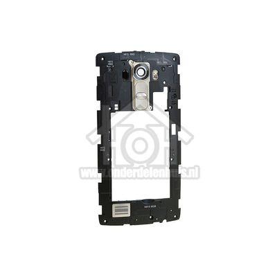 Foto van LG Middle Cover Middenbehuizing, Camera, Goud LG H815 G4 ACQ87895152