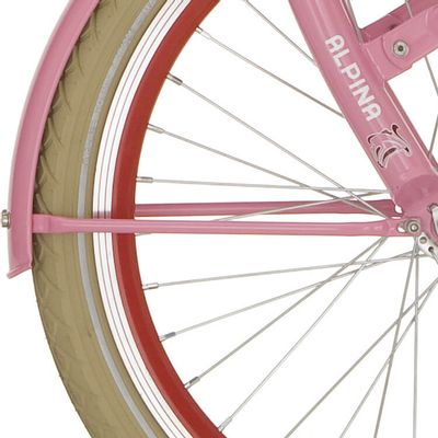 Alpina spatb stang set 20 Clubb pms913c roze