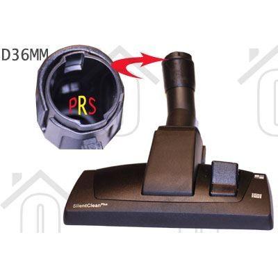 Bosch Combi-zuigmond Polymatic, met wiel, 35mm BSG71842, BSG8PRO1 00573902