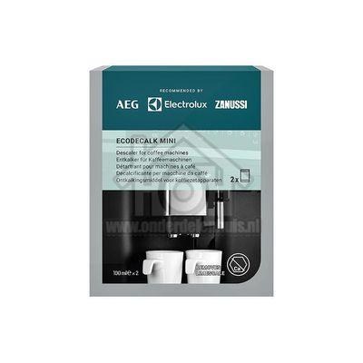 Electrolux Ontkalker Ontkalker 2x 100ml Inbouw koffiemachine 9029798718