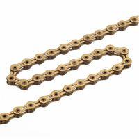 KMC ketting 1/2-11/128 114 X10SL 10V goud