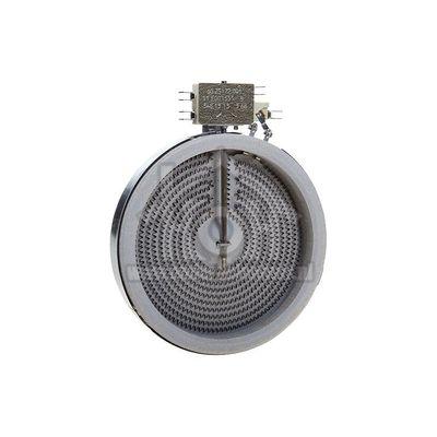 Ego Kookplaat Keramisch 1200 Watt 140mm, 230 Volt 802901