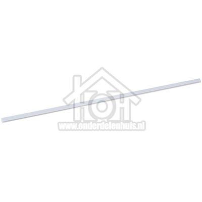 Bauknecht Strip Van glasplaat wit KRA3000.KRA3009,KR3056, 481246089092