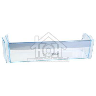 Bosch Flessenrek Transparant KIV77VF30, KIV86VS30G, KIL22VF30 11005384