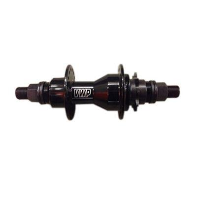 VWP Cass.naaf BMX 36g.zwart 9T 14mm as KMX967RB