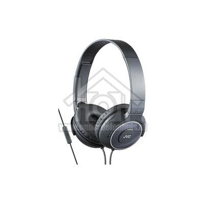 JVC Hoofdtelefoon On-ear hoofdtelefoon iPhone, iPad, Android en BlackBerry HASR225BE