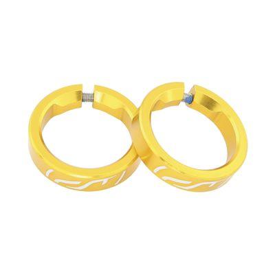 Contec Lock-On G-Ring Pr. Heart Of Gold