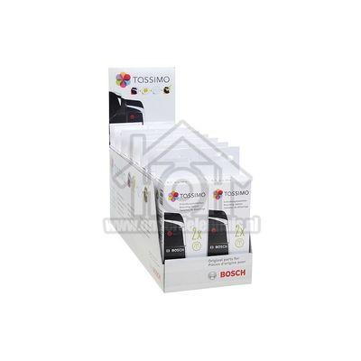 Bosch Ontkalker Display Tassimo Ontkalkingstabletten Voor alle Tassimo apparaten 00311599
