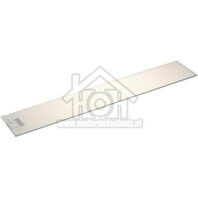 Pelgrim Glasplaat Voor afzuigkap 57x10,4cm WA56 128026