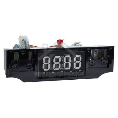 Whirlpool Display Bedieningprint 80225915, OVN918 481010404346