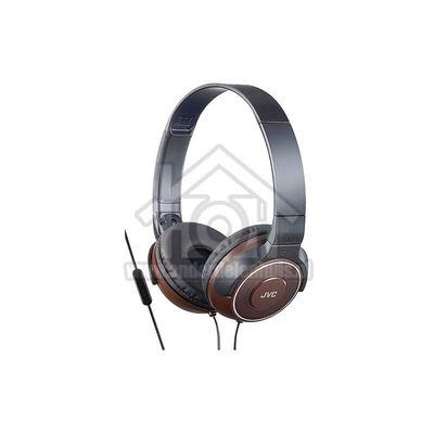 JVC Hoofdtelefoon Superior Sound voor iPhone, Android en Blackberry HASR225TE