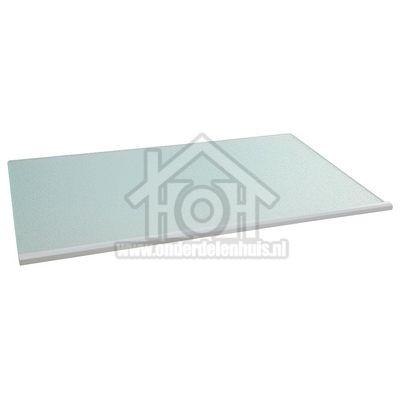 Bosch Glasplaat Met strip, 500x323x4mm KDV32V13, KSV32302 00440130