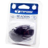 Tifosi reader lens Tyrant 2.0 smoke +1.5
