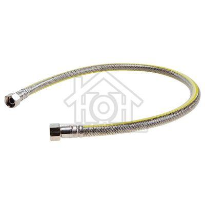 Raminex Gasslang RVS flexibel voor alle apparaten Superflex 125 cm met gastec keurmerk 730003
