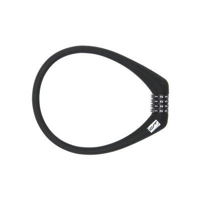 Contec Cijfer-Kabelslot Zwart
