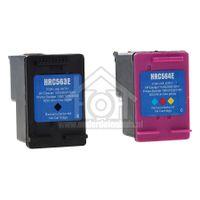 Easyfiks Inktcartridge No. 301 XL Black + Color Combipack Deskjet 1000, 1050, 2050 HP301XL