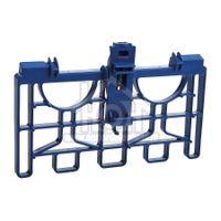 Ariston-Blue Air Houder Van kopjes, Blauw DPG36AIXHA, DIFP48MR, DPG36AIXR C00290714