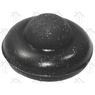 Whirlpool Dopje Van pannendrager Rond model, zwart 484000000903 _
