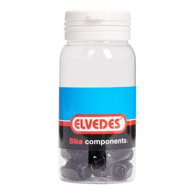 Elvedes tonstelbout schakel staal (15) ELV2015139