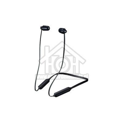 JVC Hoofdtelefoon Draadloze oordopjes, zwart Bluetooth, memory foam HAFX35BTBE