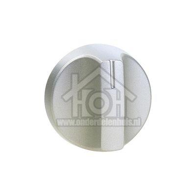 Pelgrim Knop Gasknop, zilver GKB276A25NL, GKB415RVSA1 418246